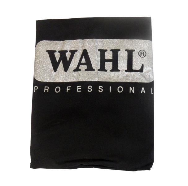 Kadeřnická pláštěnka Wahl 135 x 150 cm - černá (4505-7001)