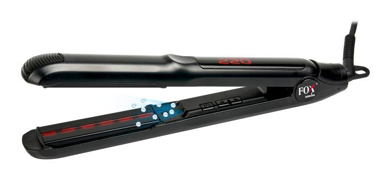 Fox Žehlička na vlasy Samba s infrared a ionizací - 24 x 90 mm (1204086, 2742097) + DÁREK ZDARMA