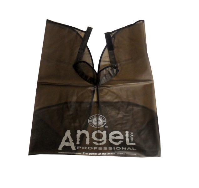 Dancoly Angel pláštěnka na barvení - černo/hnědá (A-819)