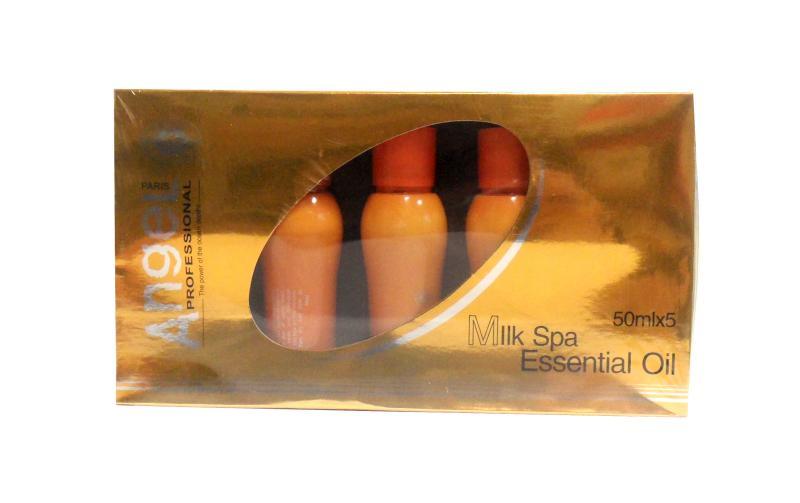 Angel Regenerační Mléko pro suché vlasy - 5 x 50 ml Expirace 2 (A-605) - DANCOLY Paris