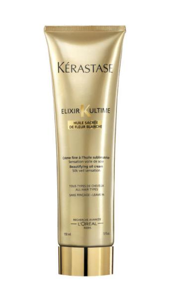 Lehký zkrášlující krém Kérastase Elixir Ultime Creme Fine - 150 ml + DÁREK ZDARMA