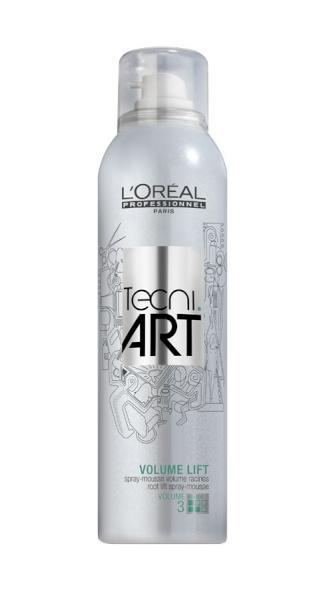 Tecni.Art Volume lift Pěna pro objem vlasů od kořínků - 250 ml - Loréal Professionnel