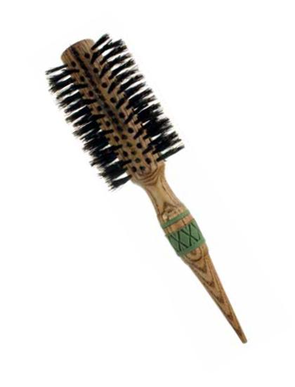 Kartáč z buk.dřeva s přírodními štětinami Flexion - a #8960; 38 mm (06094) - Hairway