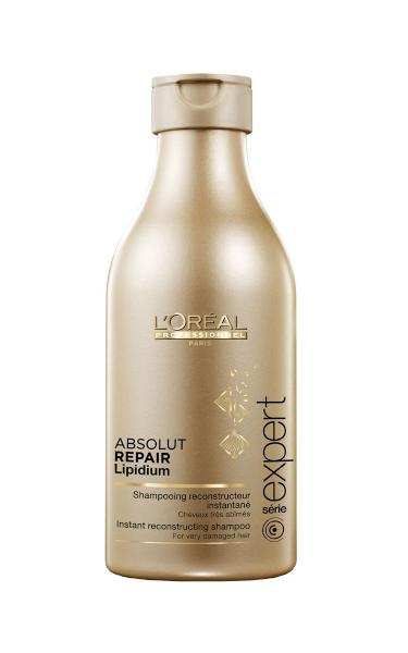Šampon Absolut Repair Lipidium pro velmi poškozené vlasy - 250 ml - Loréal Professionnel