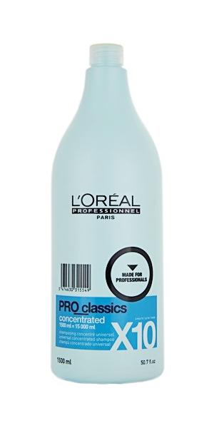 Loréal Šampon Pro Classic Concentrated - 1500 ml + DÁREK ZDARMA