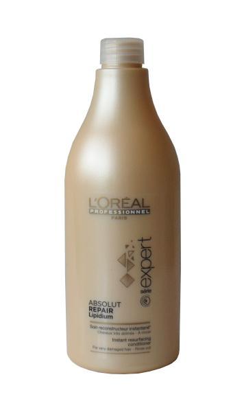 Péče Absolut Repair Lipidium pro velmi poškozené vlasy - 750 ml - Loréal Professionnel + DÁREK ZDARMA