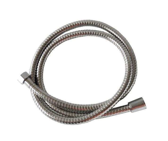Detail - náhradní hadice ke spršce pro mycí box - 150 cm, kovová (DHSA-18) + DÁREK ZDARMA