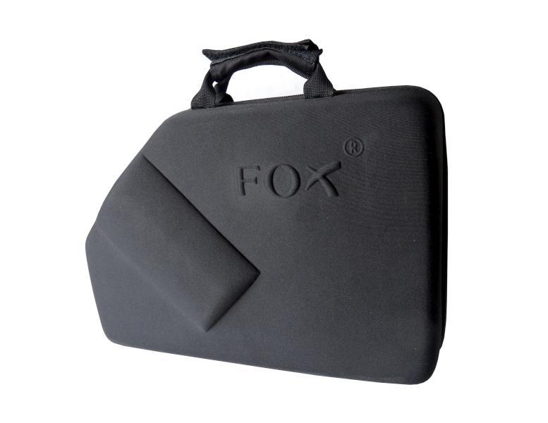 Kufřík pro indukční natáčky Fox Volcano - černý (2746009) + DÁREK ZDARMA