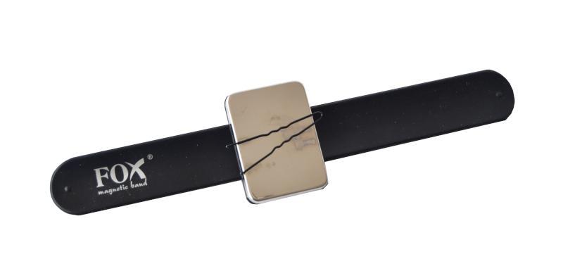 Magnetický náramek Fox Magnetic Band - černý (1507033)