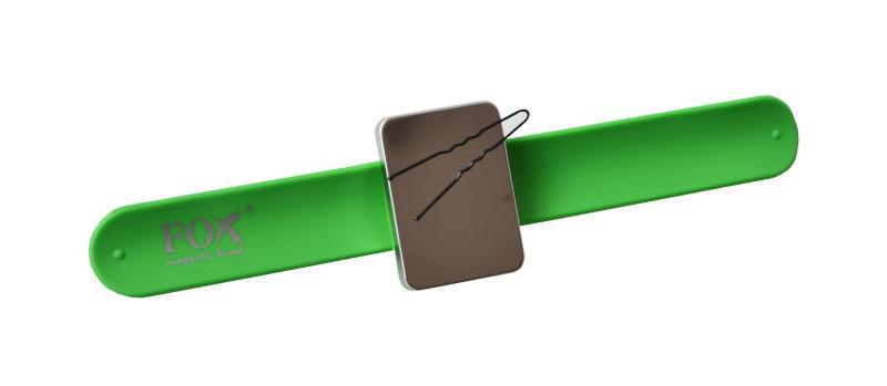 Magnetický náramek Fox Magnetic Band - zelený (1507031)