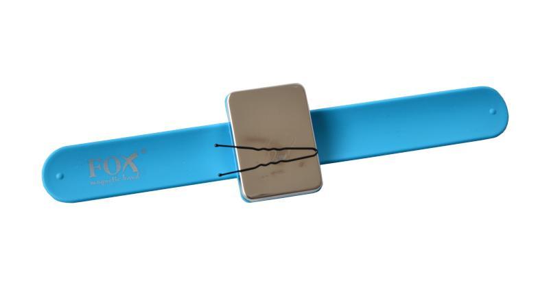 Magnetický náramek Fox Magnetic Band - modrý (1507029)