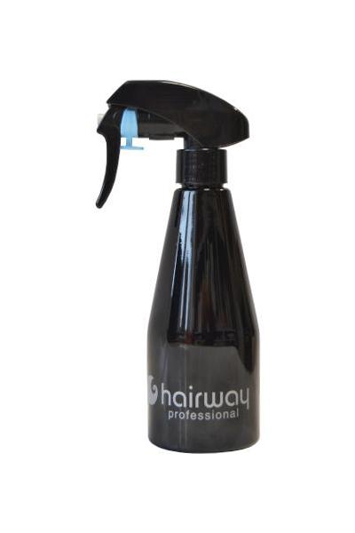 Rozprašovač na vodu Hairway - 280 ml - černý (15020)