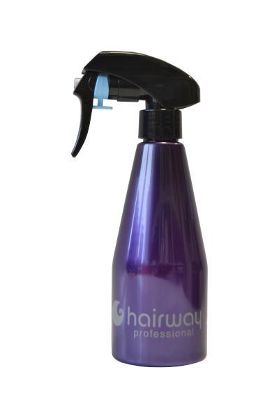 Rozprašovač na vodu Hairway - 280 ml - tmavě fialový (15020-09)
