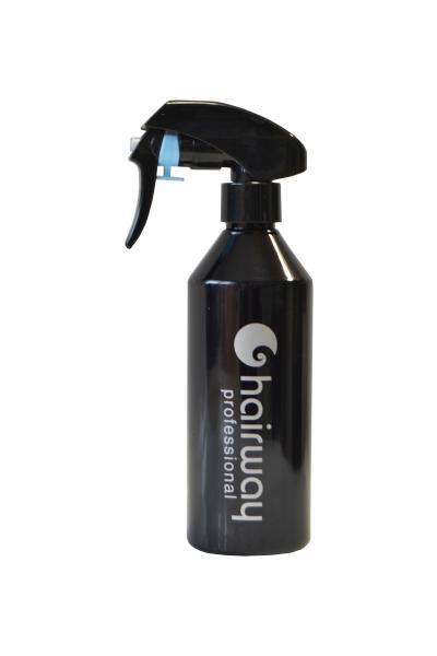 Rozprašovač na vodu Hairway - 310 ml - černý (15021)