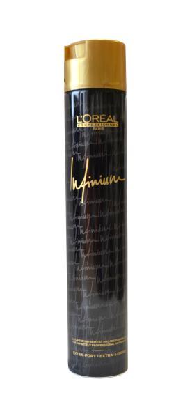 Loréal Lak na vlasy Infinium Cristal Extra Strong - 500 ml