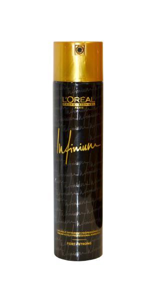 Loréal Lak na vlasy Infinium Cristal Strong - 300 ml
