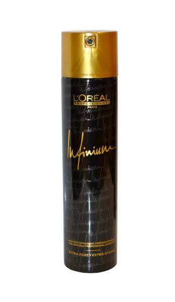Loréal Lak na vlasy Infinium Cristal Extra Strong - 300 ml