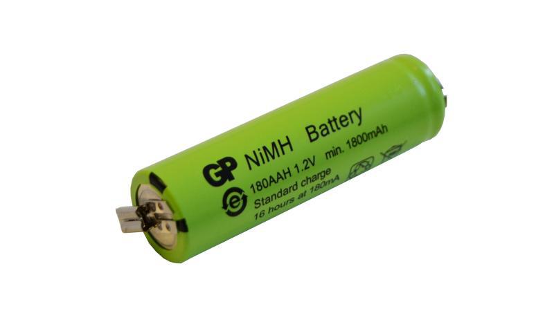 Náhradní baterie GP 1590-7291 pro strojky Wahl a Moser
