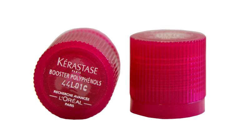 Booster Polyphénols pro ochranu barvy barvených vlasů - 0,4 ml - Kérastase Paris