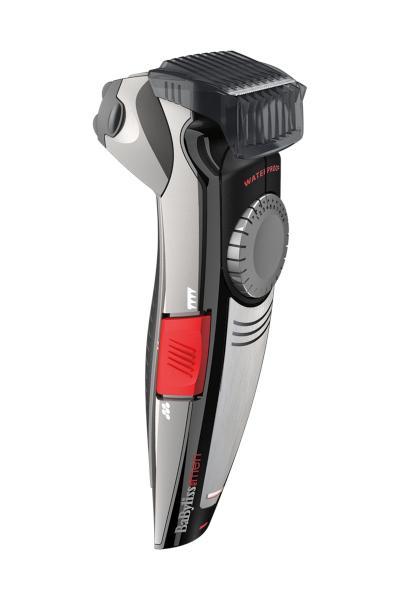 BaByliss Zastřihovač vousů a holící strojek Trim a Shave E890E + DÁREK ZDARMA