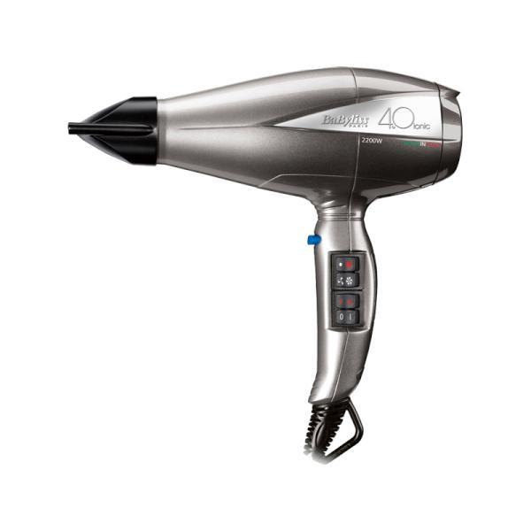 Profesionální fén na vlasy BaByliss 6670E 4.0 Ionic - 2200 W + DÁREK ZDARMA