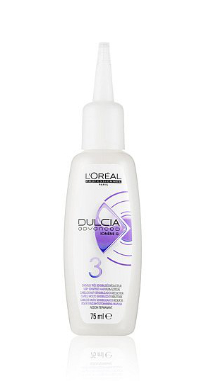 Loréal Trvalá preparace Dulcia Advanced Tonique 3 - 75 ml