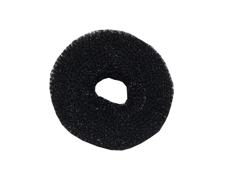Výplň do drdolu Detail 5g - 6 cm - černá (DHSFT-1 black)