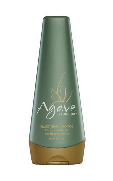 Agave Hydratující šampón pro uhlazení vlasů - 250 ml, bez sulfátu (Z-AHSH-0001) - Bio Ionic + DÁREK ZDARMA