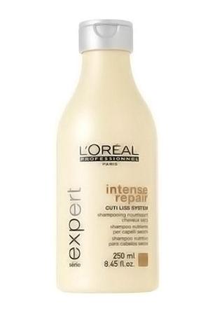 Šampón intense repair Výživný šampón - suché vlasy 250ml - Loréal Professionnel