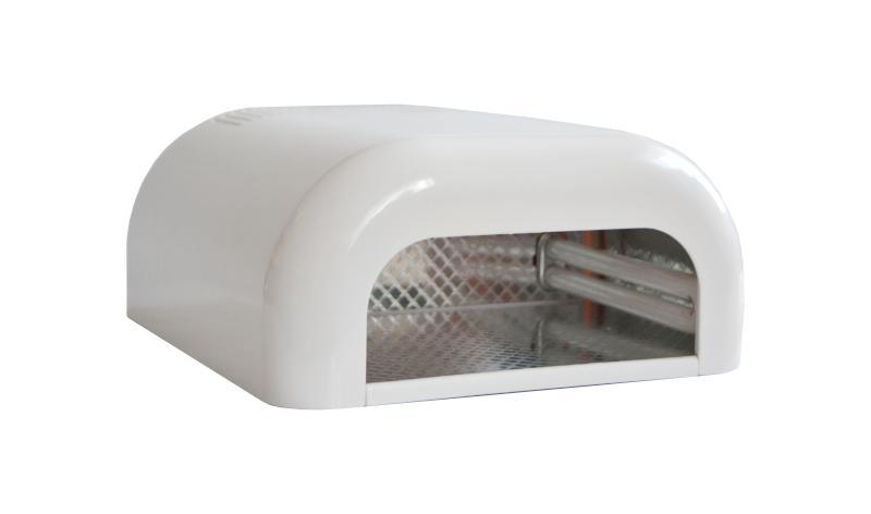 Weelko UV lampa na nehty WK-M008 - 36 W, 4 zářivky + DÁREK ZDARMA