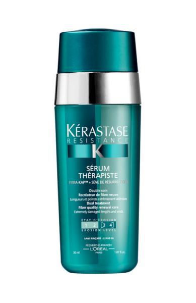 Sérum pro zničené vlasy Kérastase Thérapiste - 30 ml + DÁREK ZDARMA