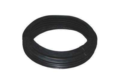 Detail - náhradní manžeta k umyvadlu - černá (DHSA-07A) + DÁREK ZDARMA