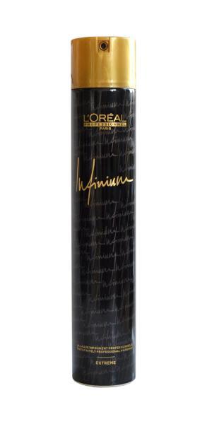 Loréal Lak na vlasy Infinium Cristal Extreme - 500 ml