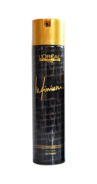 Loréal Lak na vlasy Infinium Cristal Extreme - 300 ml