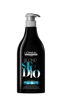 Loréal Blond Studio Šampon po odbarvování vlasů - 500 ml + DÁREK ZDARMA