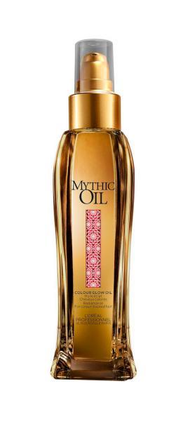 Loréal Olej Mythic Oil Colour glow oil pro barvené vlasy - 100 ml + DÁREK ZDARMA