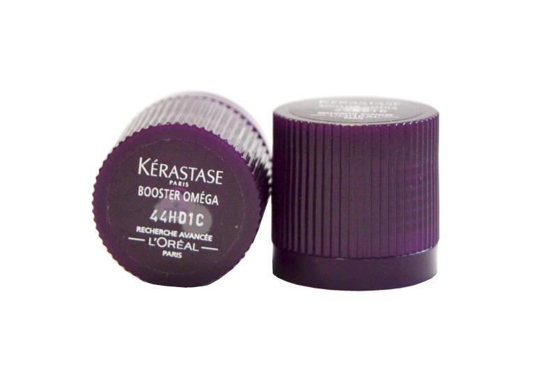 Booster Omega aktivátor pro ošetření zralých vlasů - 0,4 ml - Kérastase Paris