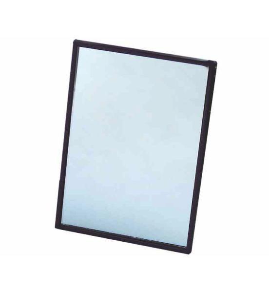 Kosmetické zrcátko Duko 3062 obdelníkové - modré, 61x83mm