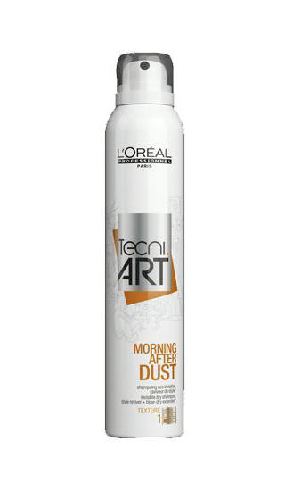 Tecni.Art Suchý šampon Morning After Dust - 200 ml - Loréal Professionnel + DÁREK ZDARMA