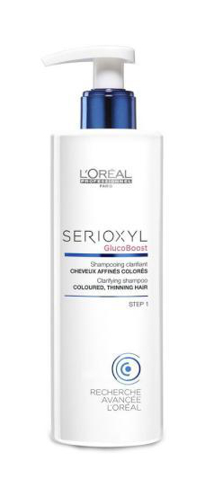 Šampon pro zlepšení kvality barvených vlasů Loréal Serioxyl - 250 ml