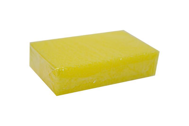 Kosmetická pemza Duko 9301 na ztvrdlou kůži - umělá, žlutá (9301-yellow)