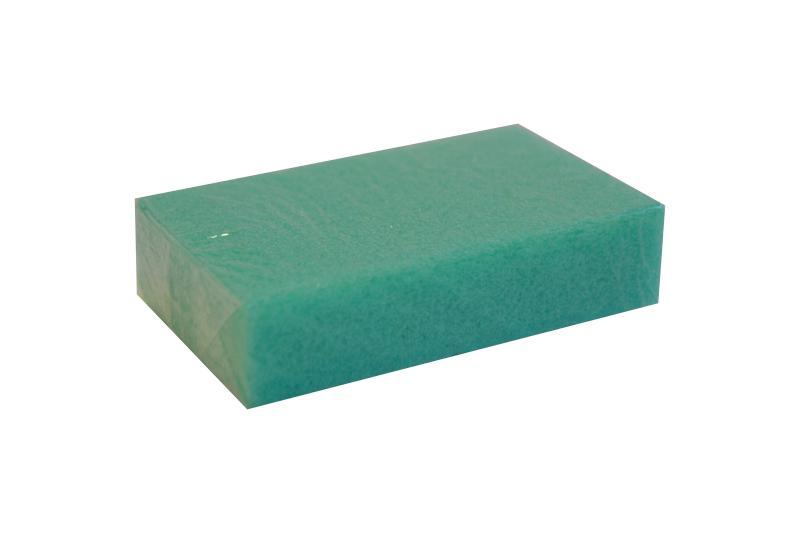 Kosmetická pemza Duko 9301 na ztvrdlou kůži - umělá, zelená (9301-green)