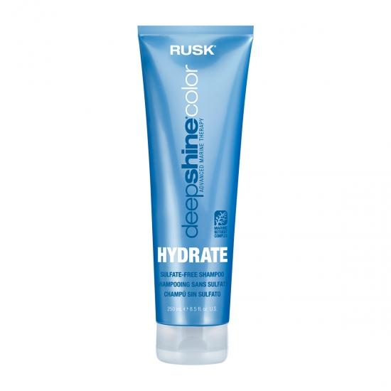 RUSK Šampón Deep Shine Color - hydratační 250 ml (IRDSCCHS8SE)