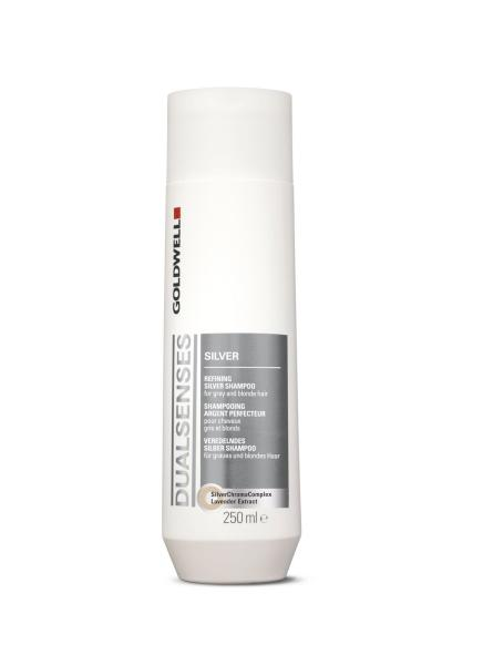 Goldwell Dualsenses Silver-šampon pro blond vlasy - 250 ml (202582)