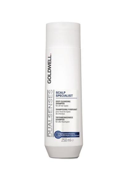 Goldwell DS Scalp Specialist - šampon, mastná pokožka - 250 ml (202651) + DÁREK ZDARMA