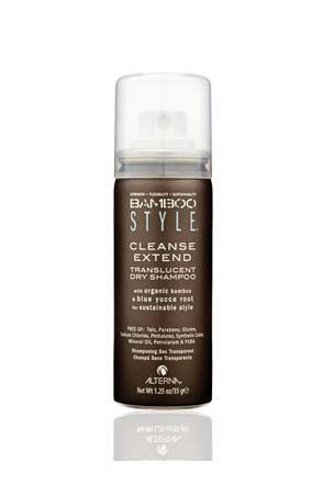 Alterna Bamboo Style - suchý šampon 39 ml (41708) + DÁREK ZDARMA