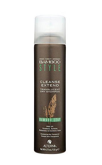 Alterna Bamboo Style Bamboo Leaf - suchý šampon 150 ml (40708) + DÁREK ZDARMA