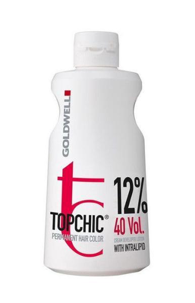 Goldwell Topchic Lotion Oxidační krém 40 VOL 12% - 1000 ml (201248) + DÁREK ZDARMA