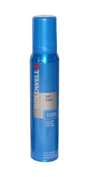 Goldwell Pěnový přeliv na vlasy 125 ml - 10BS béžově stříbrná (213319)