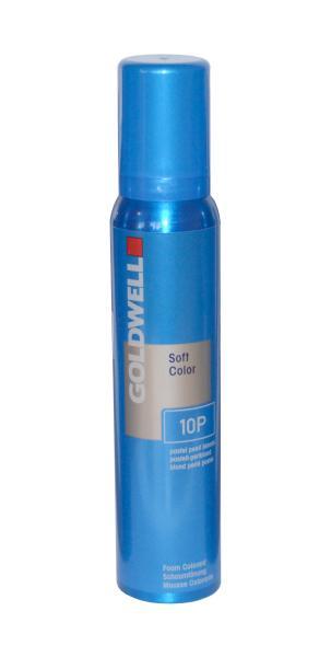 Goldwell Pěnový přeliv na vlasy 125 ml - 10P perleťová blond (213316)